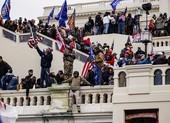 Bạo loạn ở Điện Capitol: Ông Trump chịu áp lực bị phế truất