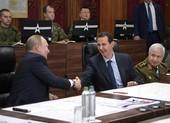 Tổng thống Putin nói ông al-Assad nên mời ông Trump tới Syria