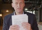 Ông Navalny nói tâm lý ổn định, sẽ không tự sát trong tù
