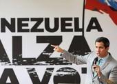 Ông Guaido hy vọng Mỹ vẫn ủng hộ mình dưới thời ông Biden