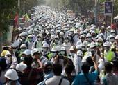 Myanmar yêu cầu Ấn Độ trả 8 cảnh sát kháng lệnh và vượt biên
