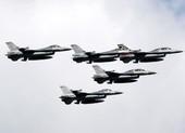Máy bay F-16 của Đài Loan nghi bị rơi khi vừa cất cánh