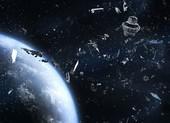 Nguy cơ vệ tinh Nga va chạm mảnh vỡ tên lửa Trung Quốc