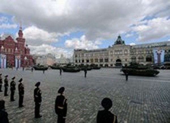 VIDEO: Lễ duyệt binh ngày Chiến thắng 9-5 tại Quảng trường Đỏ
