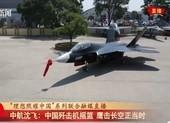 'Hàng nhái' của Trung Quốc có thể thách thức tiêm kích F-22, F-35 của Mỹ?