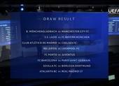 Bốc thăm Champions League: Barca đấu PSG, Chelsea gặp Atletico