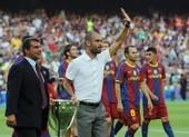 Barca trải thảm đỏ rước về Pep Guardiola