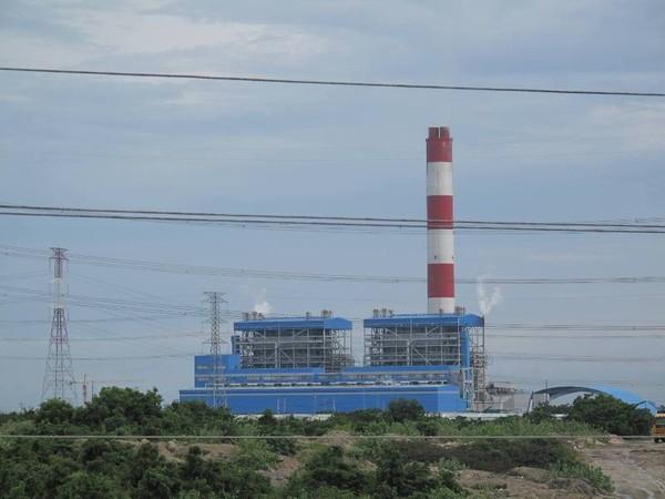 Nhà máy nhiệt điện Vĩnh Tân 2.