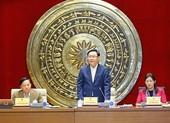 'Ủy ban Tư pháp đã hoàn thành xuất sắc nhiệm vụ'
