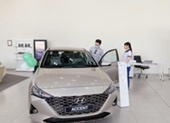 Bảng giá xe Hyundai tháng 5: SantaFe ưu đãi đến 150 triệu đồng