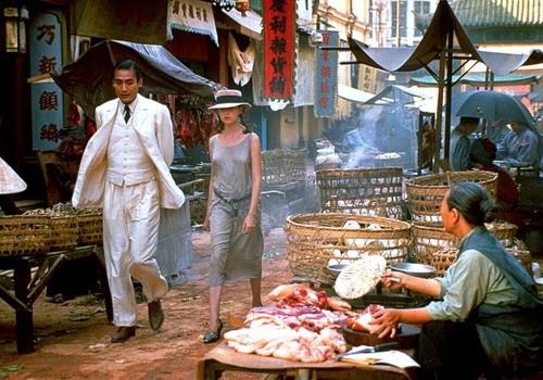 'Người tình' được quay tại Chợ Lớn của Sài Gòn.