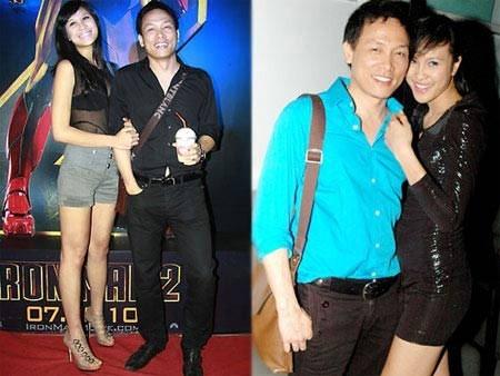 Ngô Quang Hải là đạo diễn đào hoa nhất nhì showbiz.