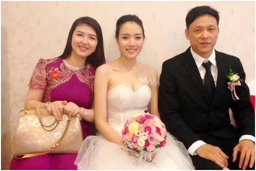 Đám cưới lần hai của anh với Diệp Hồng Đào rất kín tiếng