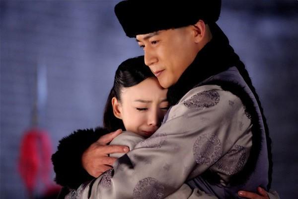 Lục Nghị và Viên San San trong phim Cung tỏa Liên Thành.