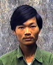 Tướng cướp Bạch Văn Chanh.