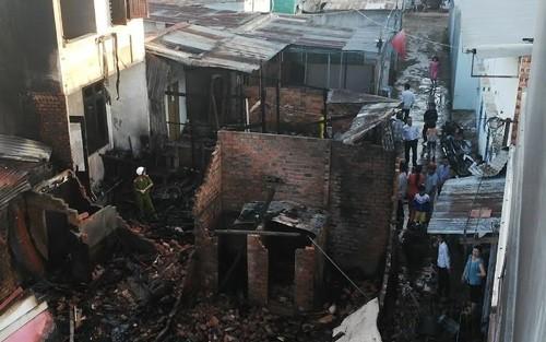 cháy, buôn ma thuột, CSPCCC, xưởng gỗ, nhảy lầu