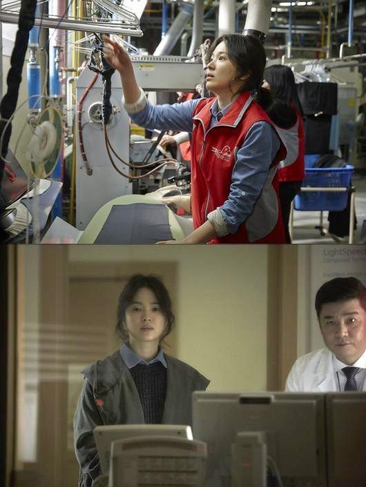Song Hye Kyo rũ bỏ hình ảnh nữ thần để vào vai bà mẹ có cuộc sống khó khăn.