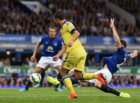 Everton quá hớ hênh trong phòng thủ