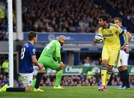 Costa đã thi đấu rất xuất sắc