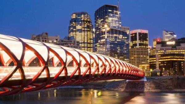 Thành phố Calgary, Canada.