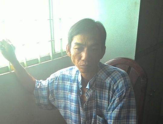 Đối tượng Nguyễn Văn Hua