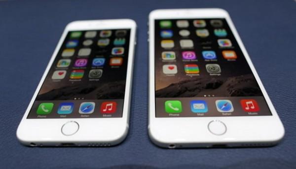 iPhone 6 và iPhone 6 Plus - Ảnh: TheNextWeb