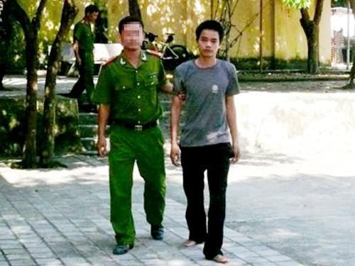 Đỗ Văn Bình đã bị Công an huyện Đông Sơn - Thanh Hóa tạm giữ hình sự
