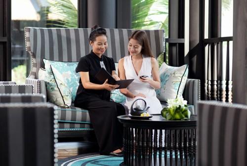 Các dịch vụ spa tại khu nghỉ dưỡng rất đa dạng, phục vụ tốt mọi nhu cầu của du khách.