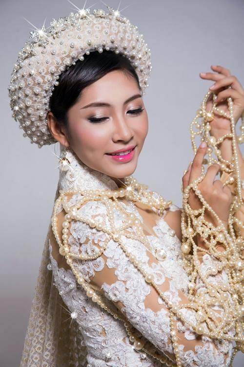 Đặng Thu Thảo nói rằng Hoa hậu là nghề khắc nghiệt