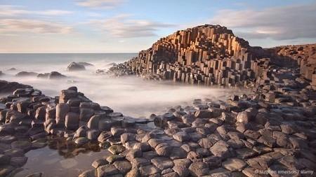 Con đường của người khổng lồ ở Bắc Ireland: