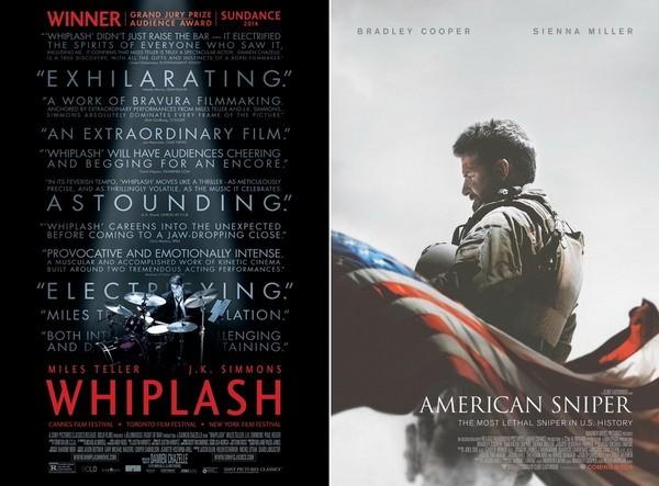 Hai bộ phim giành giải về âm thanh.