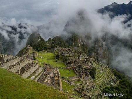 Khu di tích Machu Picchu, Peru