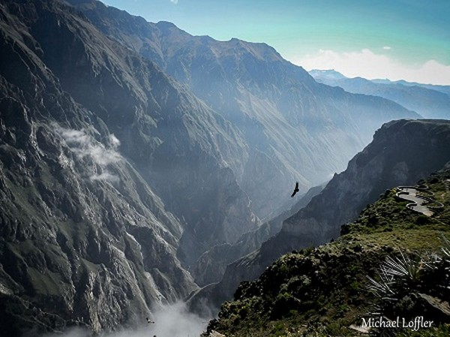 Hẻm núi Colca, Peru