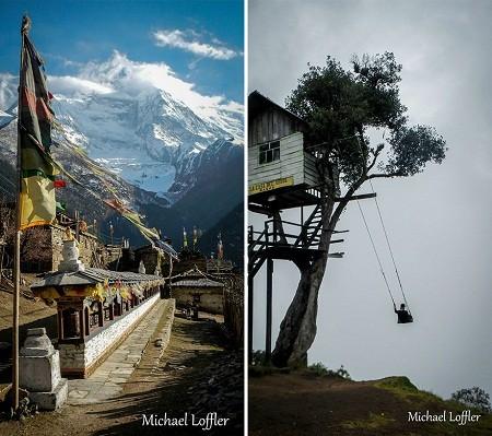 Vùng núi Annapurna, Nepal