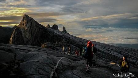 Núi Kinabalu, Malaysia