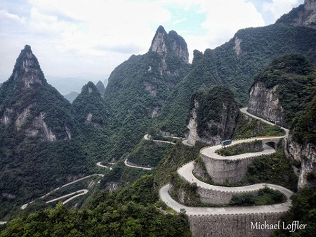 Thành phố Trương Gia Giới, Trung Quốc