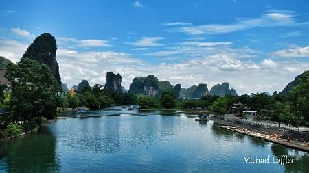 Thị trấn Dương Sóc, Trung Quốc
