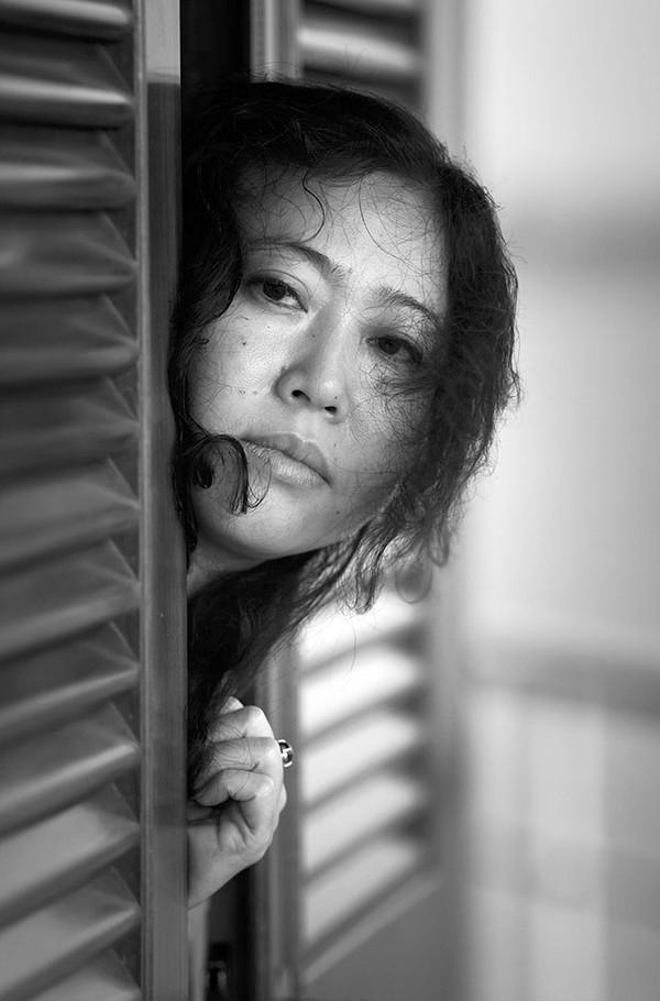 Một phụ nữ người Hà Nội tên Bui Bich Ngoc trên tàu Uniworld's River Orchird trong hành trình khám phá dòng Mekong - Ảnh chụp năm 2014