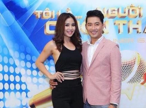 Thảo Trang và Khôi Trần liên tục xuất hiện tình tứ bên nhau