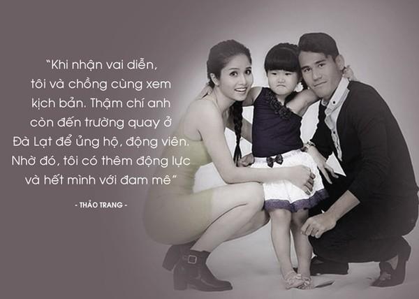 Quá khứ như ngôn tình của Thảo Trang - Phan Thanh Bình