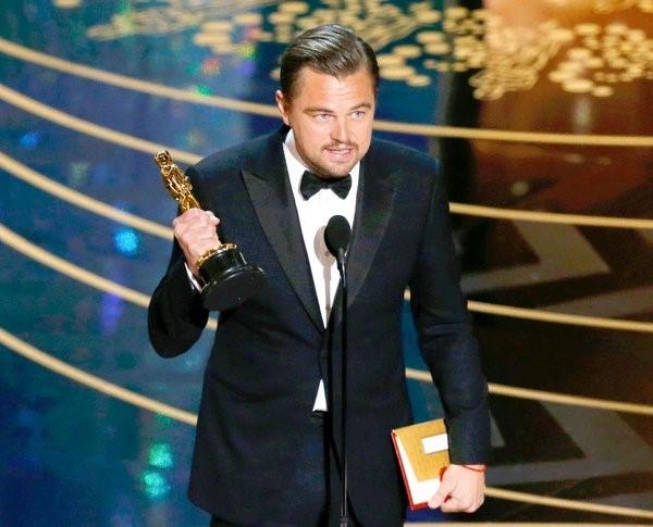 Leonardo DiCaprio giành Oscar sau 5 lần thất bại