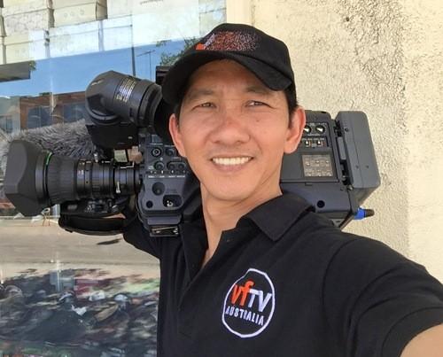 Quốc Hương, quay phim, tai nạn, qua đời, Cuộc đua kỳ thú, BHD