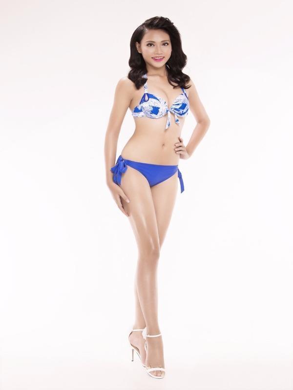 Trần Thị Thùy Trang, sinh năm 1997. Cô sinh ra và lớn lên ở Huế