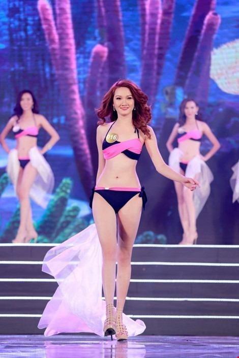 Á hậu 2 thuộc về người đẹp Võ Quỳnh Giao với giải thưởng 100 triệu đồng.