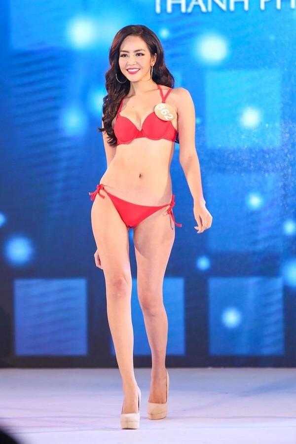 Phạm Ngọc Quý đoạt giải Người đẹp áo dài