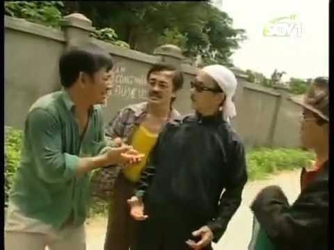 Nghệ sĩ Quang Tèo, Giang Còi và NSƯT Phạm Bằng trong một tiểu phẩm hài. Ảnh VTC
