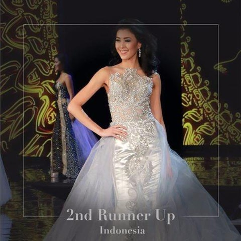 Á hậu 2 - Hoa hậu Indonesia