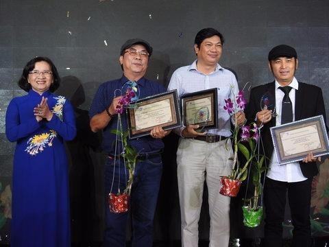 Bộ phim Thủy Cơ (Đạo diễn Đỗ Phú Hải, kịch bản Lại Văn Long) nhận giải