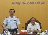 Thanh tra quy hoạch, quản lý, sử dụng đất ở Kiên Giang