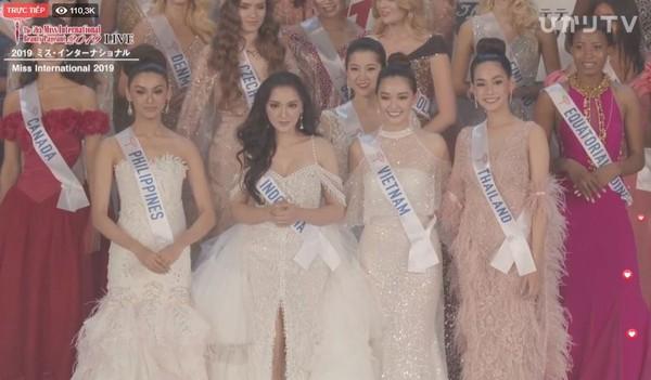 Người đẹp Thái Lan đăng quang Hoa hậu Quốc tế 2019 - ảnh 3